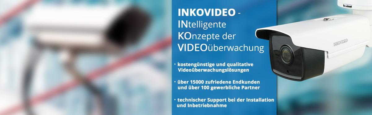 inkovideo.de - Fachgeschäft für Videoüberwachung und Sicherheitstechnik.